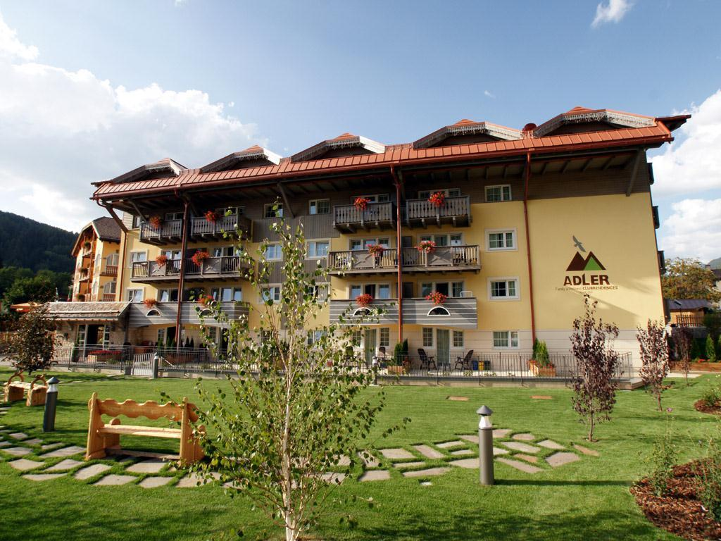Adler family wellness clubresidence apart hotel for Corse appart hotel