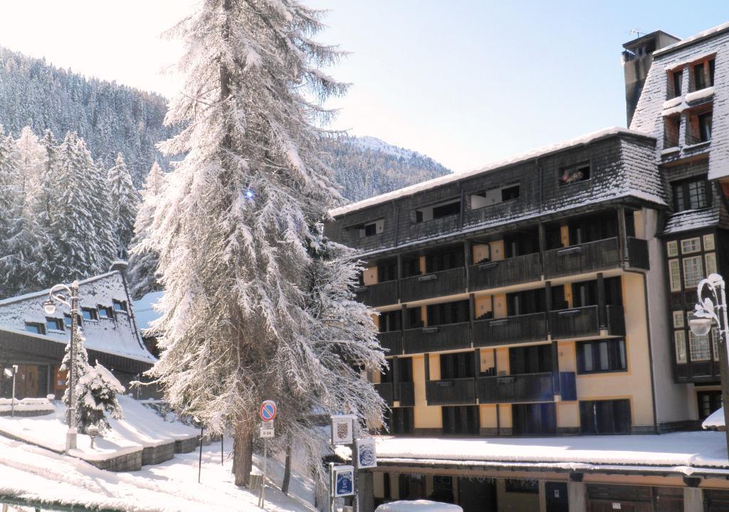 Albergo residenziale des alpes 2 aparthotel for Appart hotel alpes
