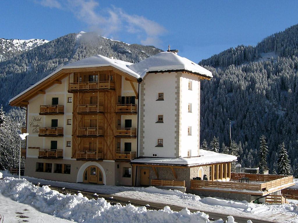Carpe Diem Hotel Garni In S 232 N Jan Di Fassa