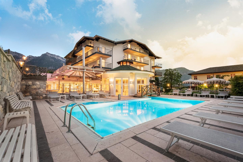 Hotel Cristallo Italien