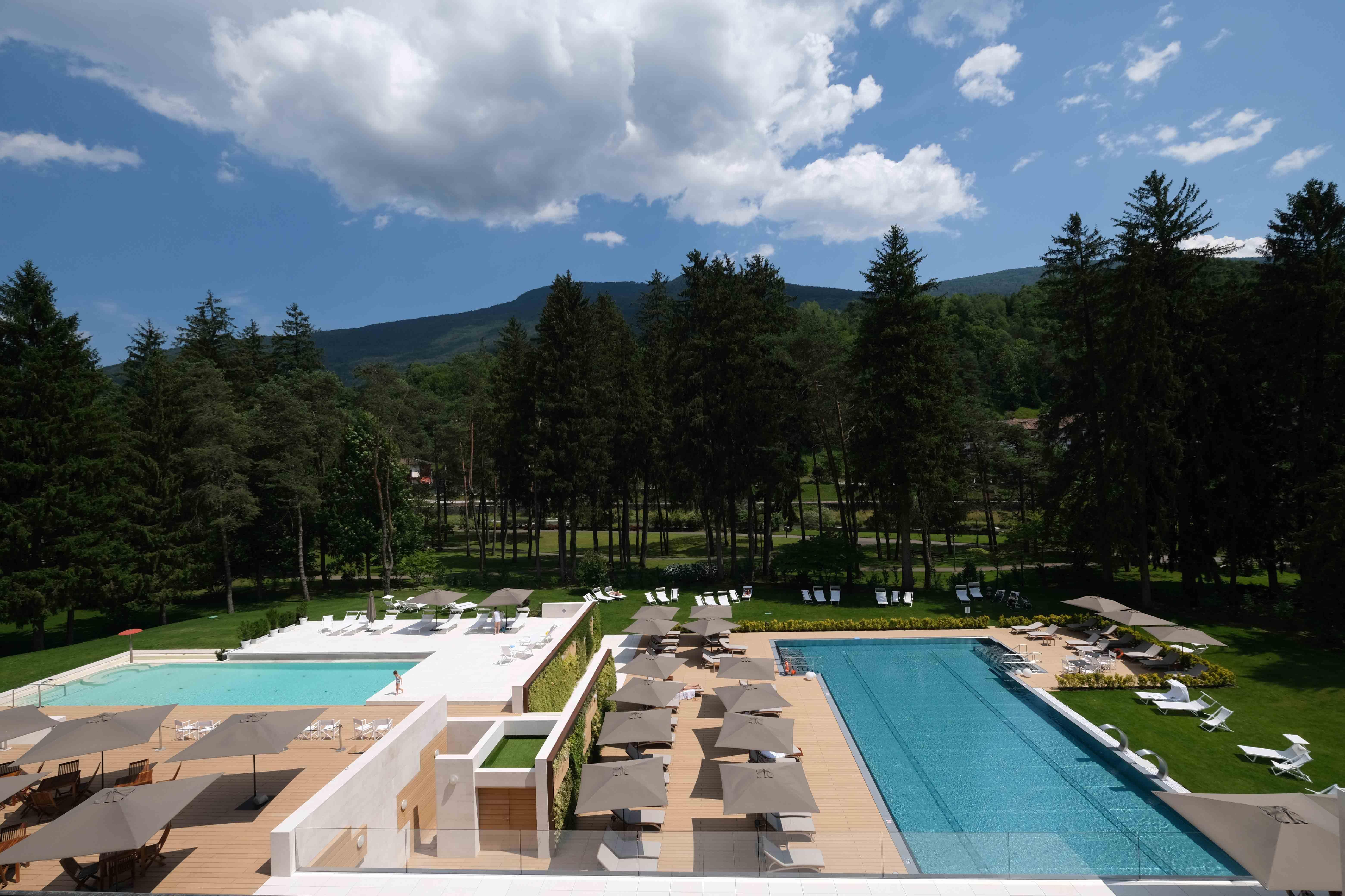 Grand Hotel Terme S Hotel A Comano Terme Trentino